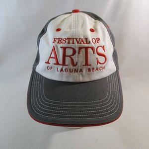 NWT Festival Of Arts Of Laguna Beach Cap/Hat